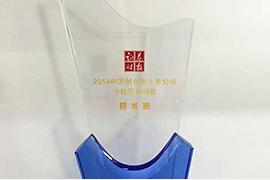 2014中国创业板上市公司十佳管理团队
