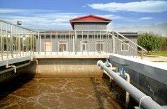 北京怀柔北宅再生水回用工程