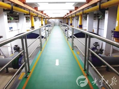 2015:江苏省盐城市大丰区第二水厂膜处理示范工程项目