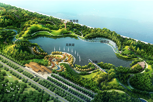 河南省汝州市汝河湿地公园、森林大道建设PPP项目