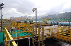 新疆工业园区污水处理项目