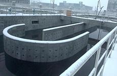 新疆甘泉堡工业园污水处理厂
