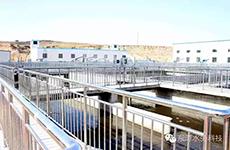 内蒙古鄂尔多斯市东胜区北郊污水处理厂