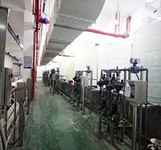 前山地下式污水处理厂